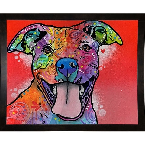 """Atticus Framed Print 8""""x10"""" by Dean Russo"""