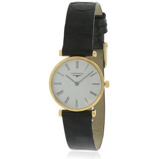 Longines La Grande Classique Ladies Watch L42092112 (As Is Item)
