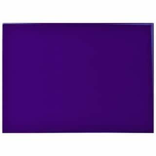 SomerTile 5.875x7.875-inch Hispalence Azul Cobalto Zocalo Ceramic Wall Tile (Case of 33)