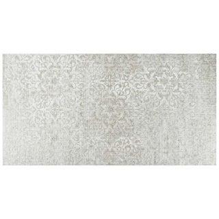 SomerTile 11.75x23.625-inch Cassi Grey Decor Porcelain Floor and Wall Tile (6/Case, 11.94 sqft.)