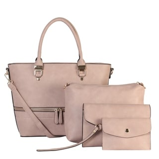 Pink Handbags - Shop The Best Deals for Oct 2017 - Overstock.com