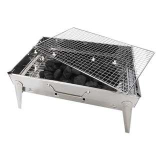 KitchenWorthy Stainless Steel Grill