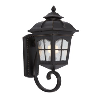 Yosemite Home Décor Amelia Collection One Light Fluorescent Exterior