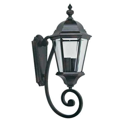 Yosemite Home Décor Brielle Collection Eight-Inch Fluorescent Exterior