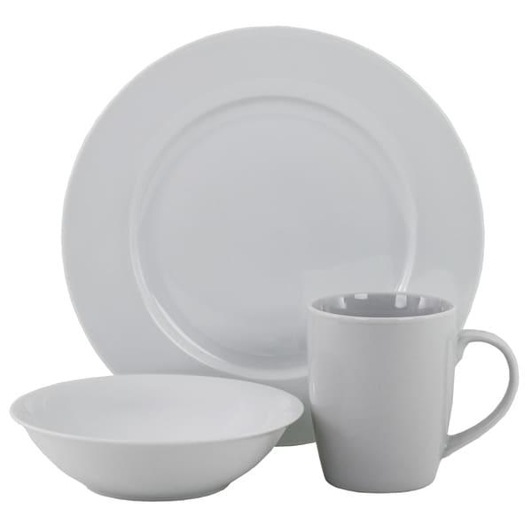 Oneida American Loft 24-piece Dinnerware Set (Service for 8)  sc 1 st  Overstock & Oneida American Loft 24-piece Dinnerware Set (Service for 8) - Free ...