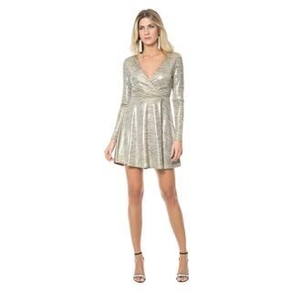Sara Boo Metallic Melange Skater Dress https://ak1.ostkcdn.com/images/products/18019214/P24188021.jpg?impolicy=medium