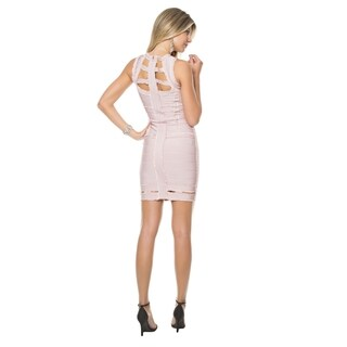 Sara Boo Delicate Bandage Dress