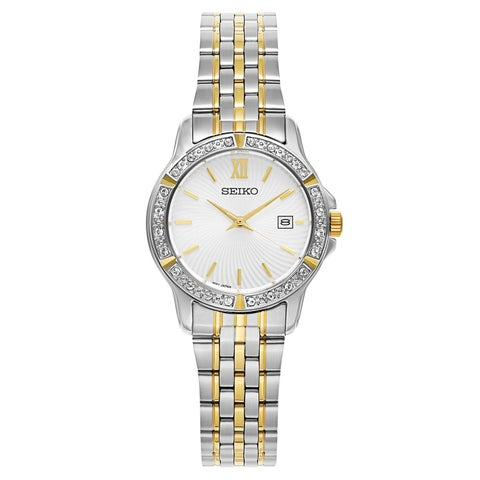 Seiko Crystal Dress Women's Watch