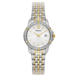 Seiko Crystal Dress SUR732 Women's Watch