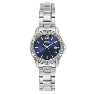Seiko Crystal Dress SUR721 Women's Watch