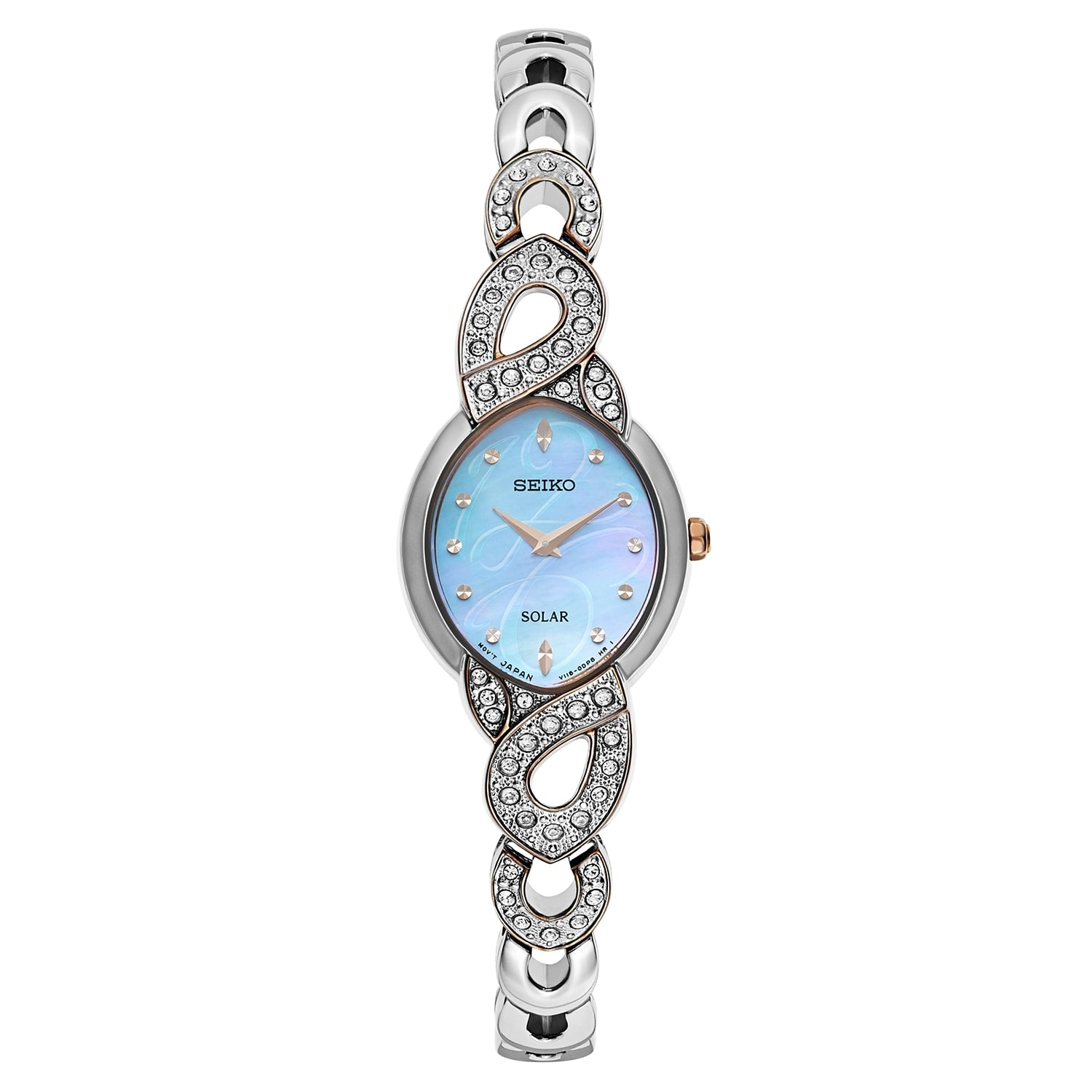 Seiko Core SUP340 Women's Watch, Green, Size One Size Fit...