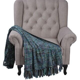 BOON Throw Blanket Woven Naga Throw