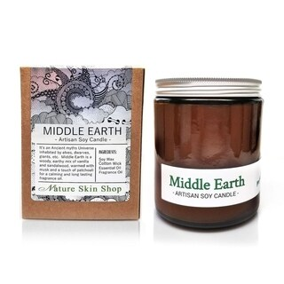Middle Earth Artisan Soy Candle