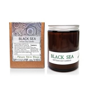 Black Sea Artisan Soy Candle