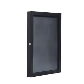 HomCom Jersey Frame Display Case Shadow Box
