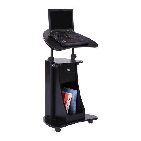 buy computer desks online at overstock our best home. Black Bedroom Furniture Sets. Home Design Ideas