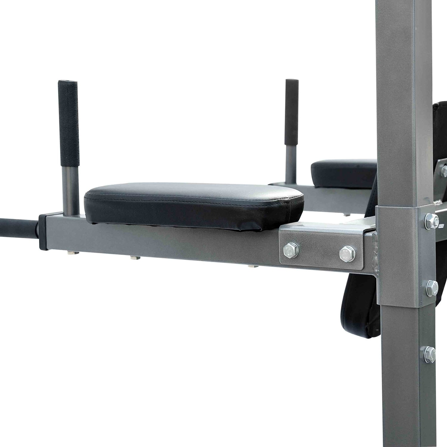 Soozier Fitness Power Tower with Dip Station & Pull Up Ba...