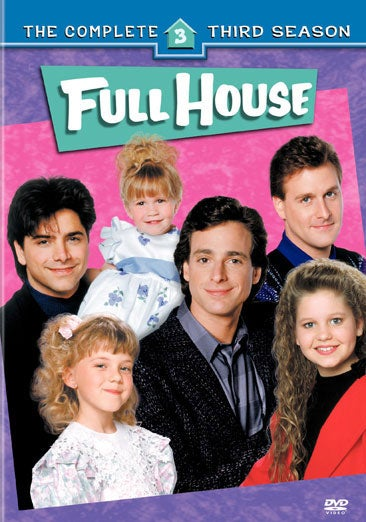 Full House: The Complete Third Season (DVD) - Thumbnail 0