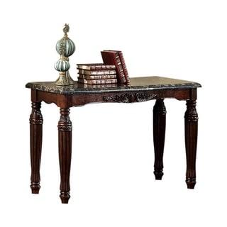 Brampton Traditional Style Sofa Table