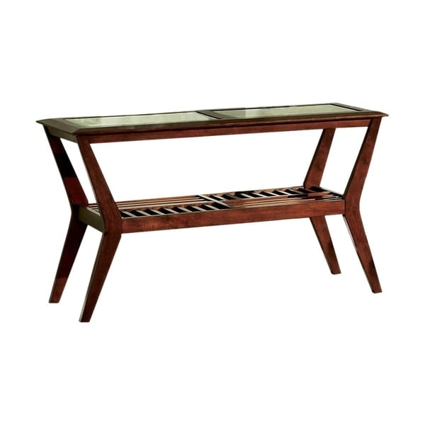 Shop Virginia Beach Transitional Style Sofa Table Free Shipping