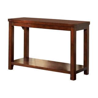 Estell Transitional Sofa Table