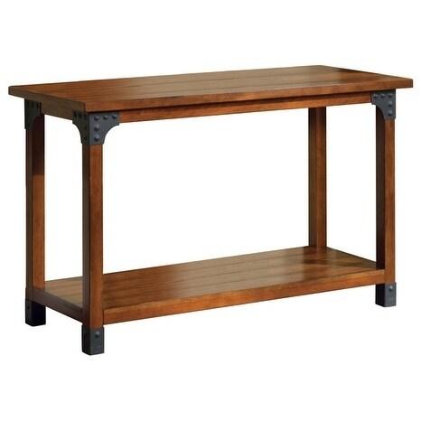 Bozeman Country Style Sofa Table