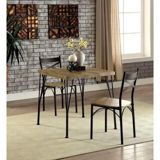 Slingsbury Industrial 3 Pc. Dining Table Set
