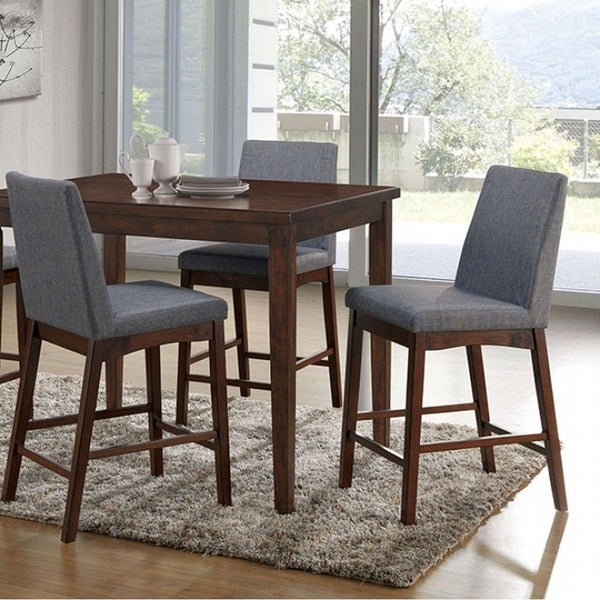 Marten Mid-Cent Modern Counter Height Table