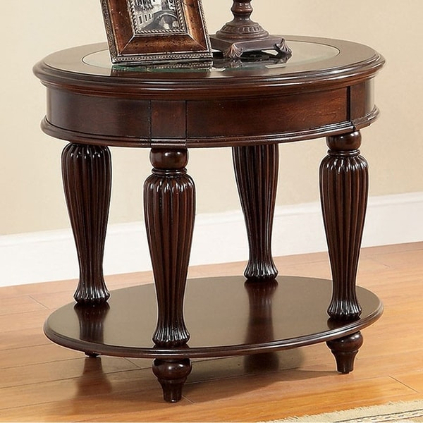 Centinel Traditional Style End Table