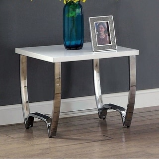 Trina Contemporary Style End Table