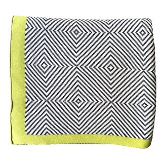 Piazza Collection 100-percent Cotton Throw Blanket