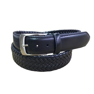 Danbury Men's 1 3/8 Inch Genuine Leather Belt