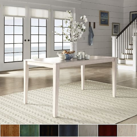 Wilmington II 60-inch Rectangular Dining Table by iNSPIRE Q Classic