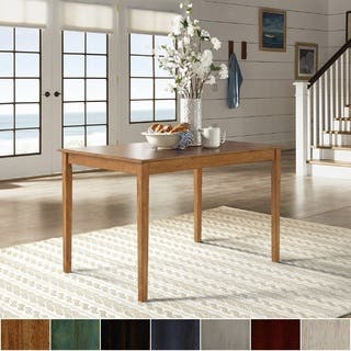 Wilmington II 48-inch Rectangular Dining Table by iNSPIRE Q Classic|https://ak1.ostkcdn.com/images/products/18022613/P24190930.jpg?impolicy=medium