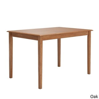 iNSPIRE Q Wilmington II 48-inch Rectangular Dining Table by  Classic (Oak)