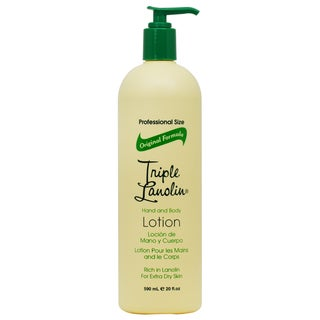 Triple Lanolin 20-ounce Original Hand and Body Lotion