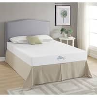 Blue River Gel-Infused Green Tea Memory Foam 8 Inch Mattress