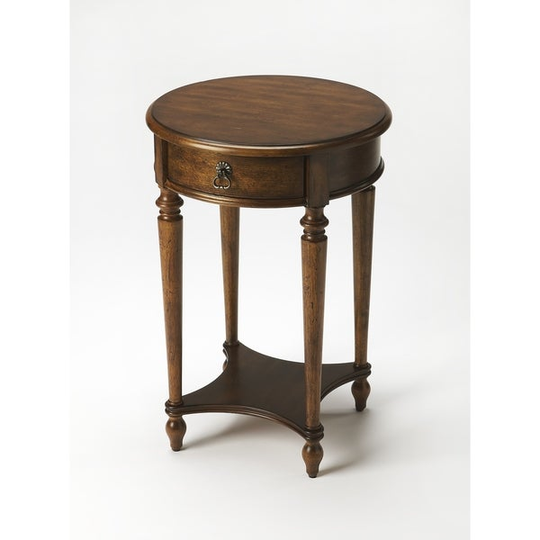 Butler Jules Dark Toffee Accent Table