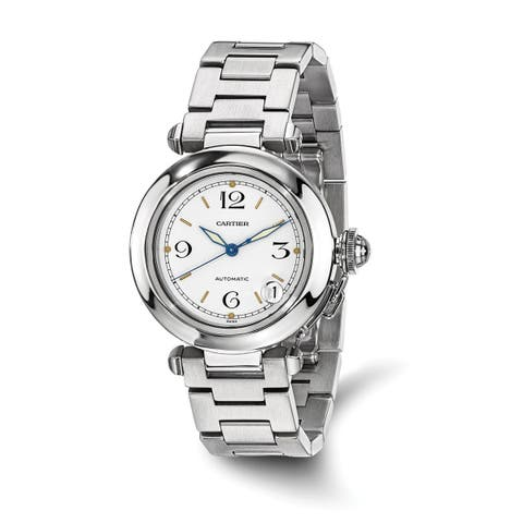 Certified Pre-owned Cartier Unisex Pasha C Automatic Watch