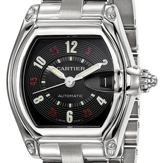 Certified Pre-owned Cartier Mens Roadster Watch