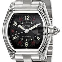Certified Pre-owned Cartier Mens Roadster Watch