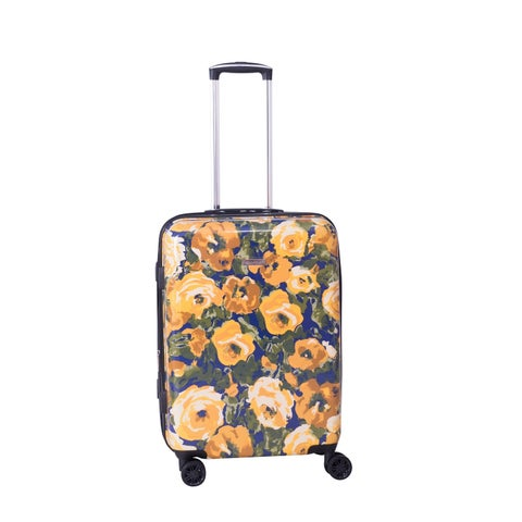 Isaac Mizrahi Inez 26-inch 8-Wheel Hardside Spinner Suitcase