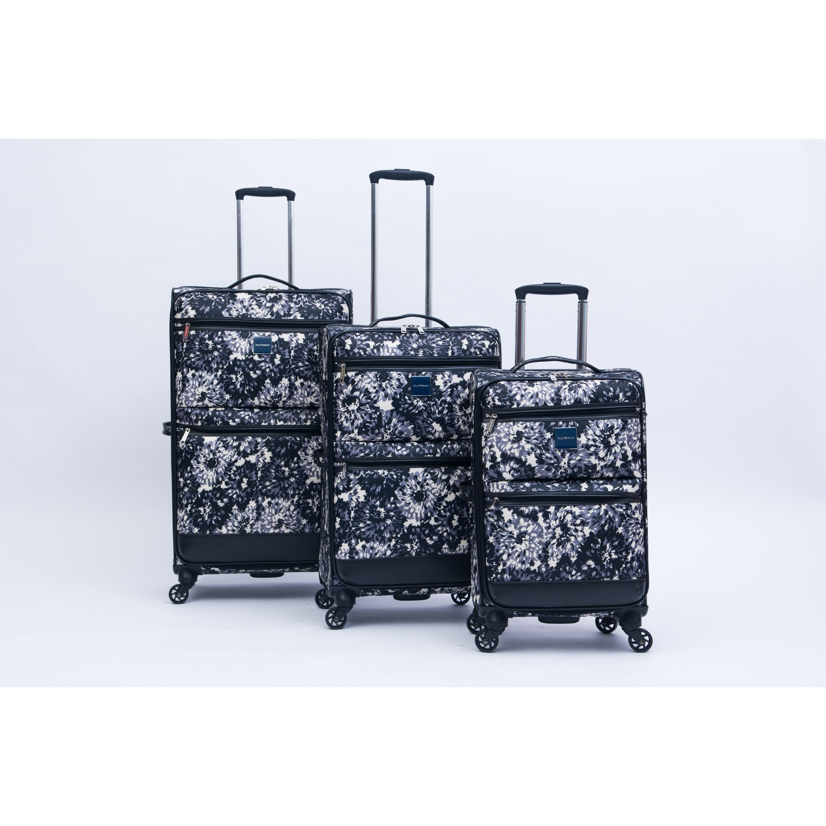 70b519bb5 Isaac Mizrahi Boldon 26-inch 4-Wheel Spinner Suitcase 40413024248   eBay