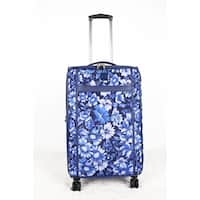 Isaac Mizrahi Lantana 26-inch 8-Wheel Spinner Suitcase