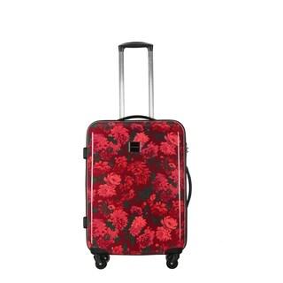 Isaac Mizrahi Irwin 2 Hardside 26-inch 4-Wheel Spinner Suitcase