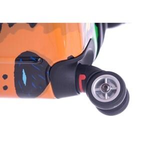 """Ed Heck Sebastian 25"""" 8-Wheel Hardside Spinner"""