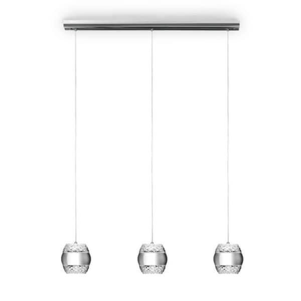 "Tribeca 32"" Triple Pendant Lamp"