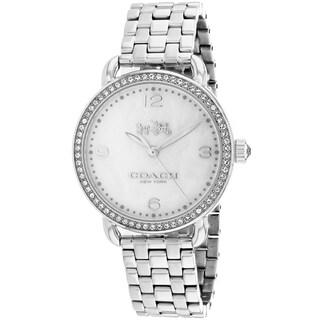 Coach Women's 14502481 Delancey Watches