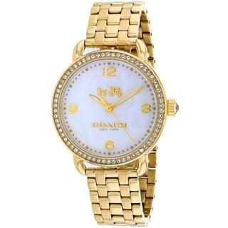 Coach Women's 14502482 Delancey Watches