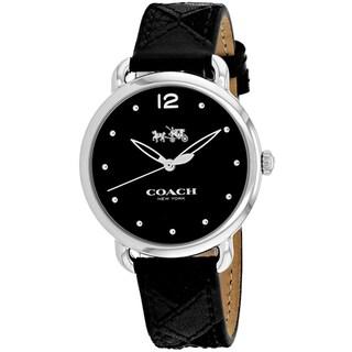 Coach Women's 14502713 Delancey Watches